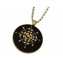Medalión - Zlatý kosočtverce