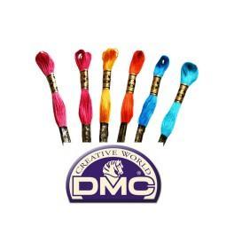Sada vyšívací příze DMC