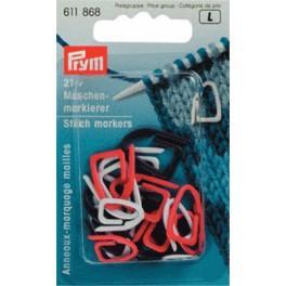 Značky pro pletení