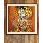 Předloha on line - Portrét Adele Bloch-Bauer - G. Klimt
