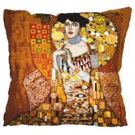 Předloha – Polštář - Portrét Adele Bloch-Bauer - G. Klimt