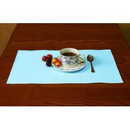 987-04 Ubrousek Aida 45x30 cm modrá