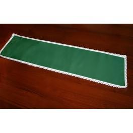 Ubrousek Aida 37x21 cm zelená