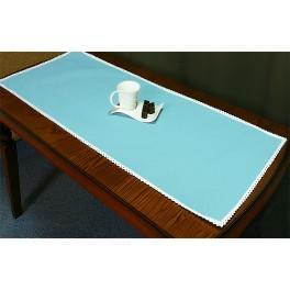 Běhoun Aida 45x110 cm modrá