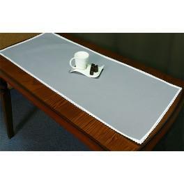 Běhoun Aida 45x110 cm šedá