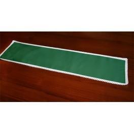 Běhoun Aida 117x21 cm zelená