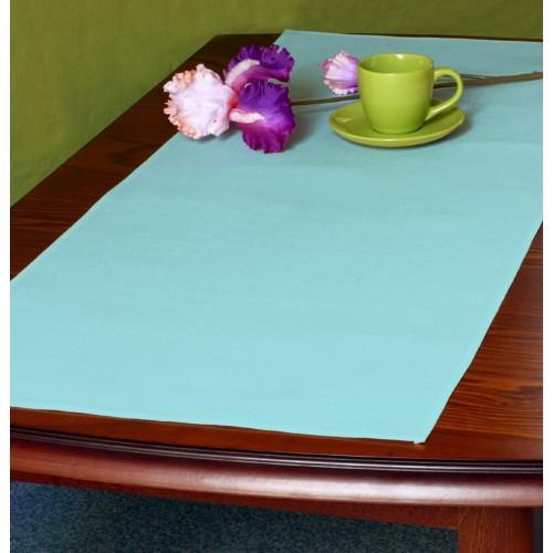 973-04 Běhoun Aida 45x110 cm modrá