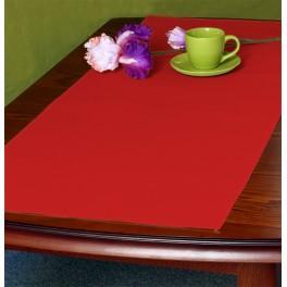 Běhoun Aida 45x110 cm červená