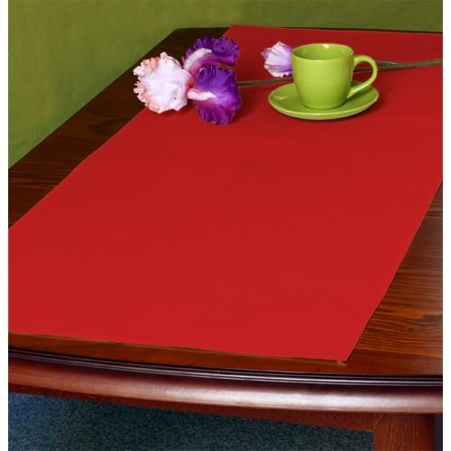 973-06 Běhoun Aida 45x110 cm červená