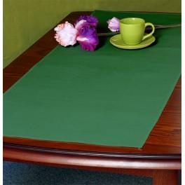 Běhoun Aida 45x110 cm zelená