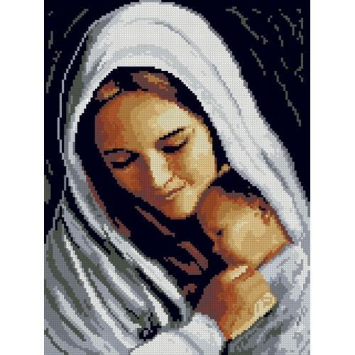 GC 3081 Předloha - Matka s dítětem
