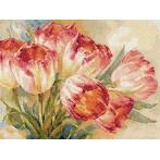 ALI 2-29 Vyšívací sada - Tulipány