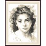 GC 8911 Předloha - Dívka podle W.Bouguereau