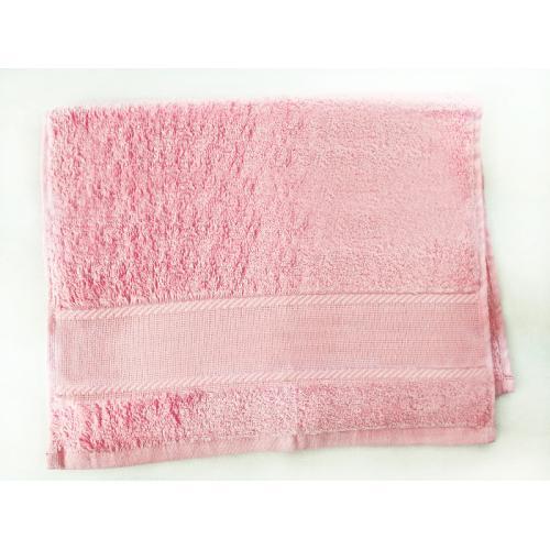 918-03 Ručník frotté růžový 40x60 cm