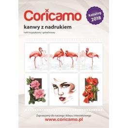 Katalog kanavy s potiskem Coricamo 2018