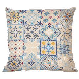 Předloha - Polštář v marockém stylu I