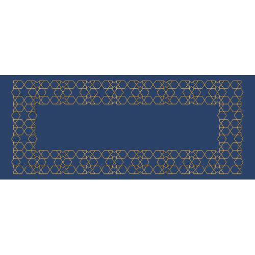 Předloha - Běhoun v marockém stylu III