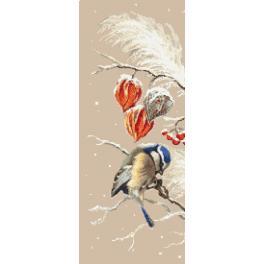Sada - Předtisky a mulinky - Ptačí ráj I