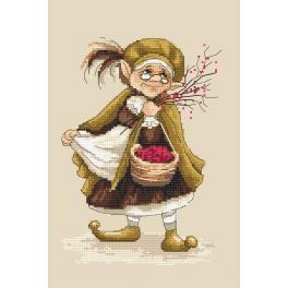 Předloha - Lady troll
