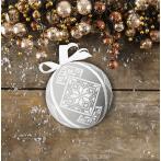 Předloha on line - Fantastická vánoční koula