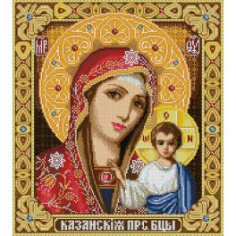 Diamond painting sada - Panna Mária