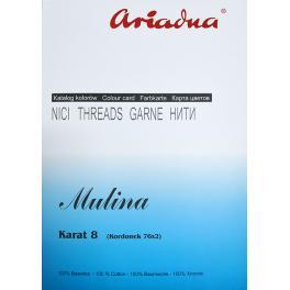 951 Šablona barev firmy ARIADNA + nové barvy