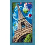 Diamond painting sada - Nebe nad Paříži