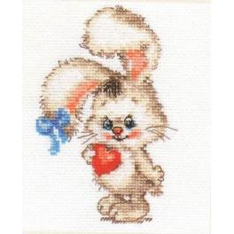Vyšívací sada - Pro mého králíčka