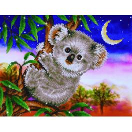 Diamond painting sada - Koala