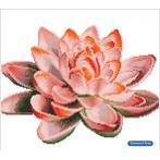 DA49387 Diamond painting sada - Lotosový květ