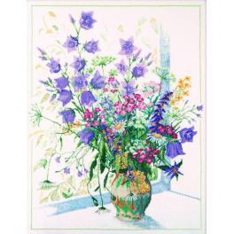 ZTM 052 Vyšívací sada - Polní květy