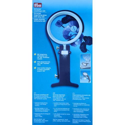 AC 610-380 Lupa zvětšovací s LED lampou