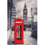 Vyšívací sada - Symbol Londýna