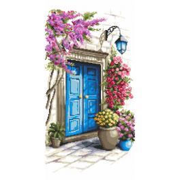 Předtištěná kanava - Tajemné dveře