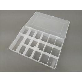 Krabička pro vyšívací bavlnu