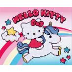 VPN-0173568 Diamond painting sada - Hello Kitty s jednorožcem