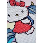 VPN-0173568 Diamond painting sada - Hello Kitty s jednorožcem