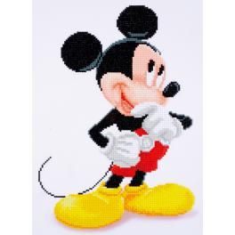 Diamond painting sada - Mickey Mouse