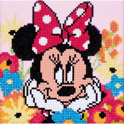 VPN-0175275 Diamond painting sada - Zasněná Minnie
