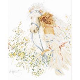 Vyšívací sada - Kůň