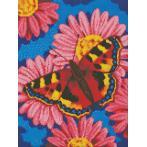 Diamond painting sada - Motýl