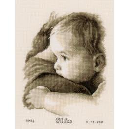 Vyšívací sada - Dětské obětí