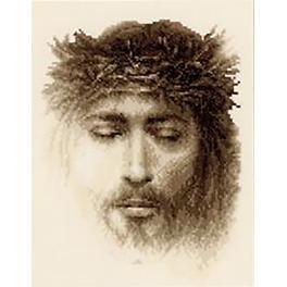 Vyšívací sada - Ježíš