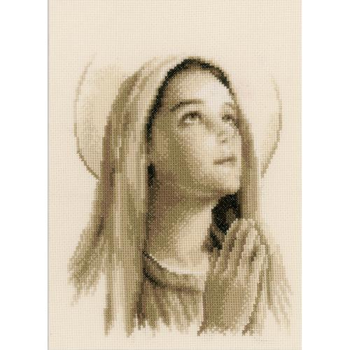 VPN-0161586 Vyšívací sada - Svatá Marie