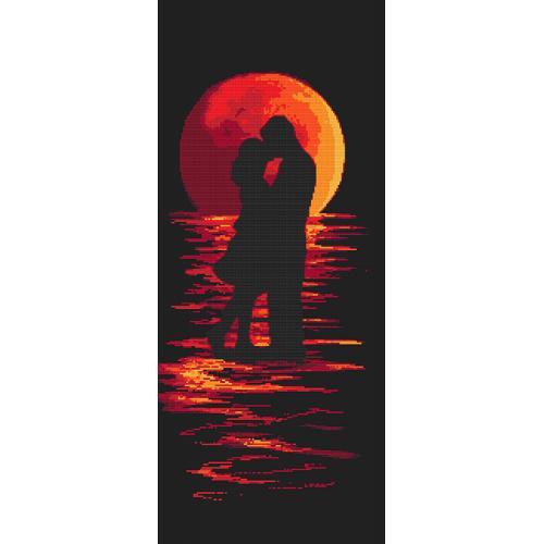 Z 10184 Vyšívací sada - Romantická noc