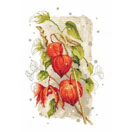 Předloha - Podzimní mochyně