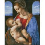 Diamond painting sada - Madonna Litta