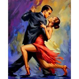 Diamond painting sada - Tango