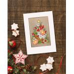 W 10233 Předloha ONLINE pdf - Přání - Vánoční stromeček