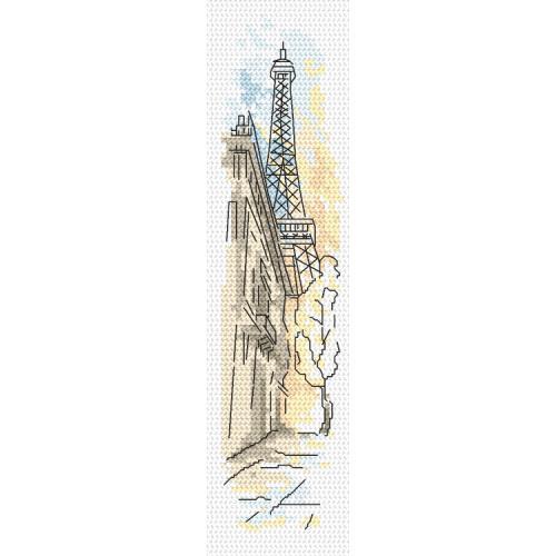 W 10404 Předloha ONLINE pdf - Záložka - Pozdravy z Paříže